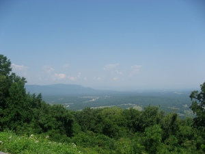Gorgeous views from Skyline Drive