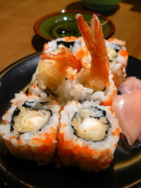 how to cook shrimp for sushi