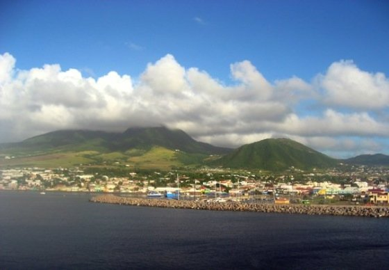 Beautiful St. Kitts