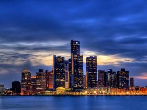 Detroit Skyline!