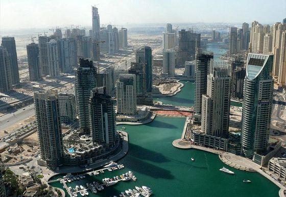 World's largest man-made marina.