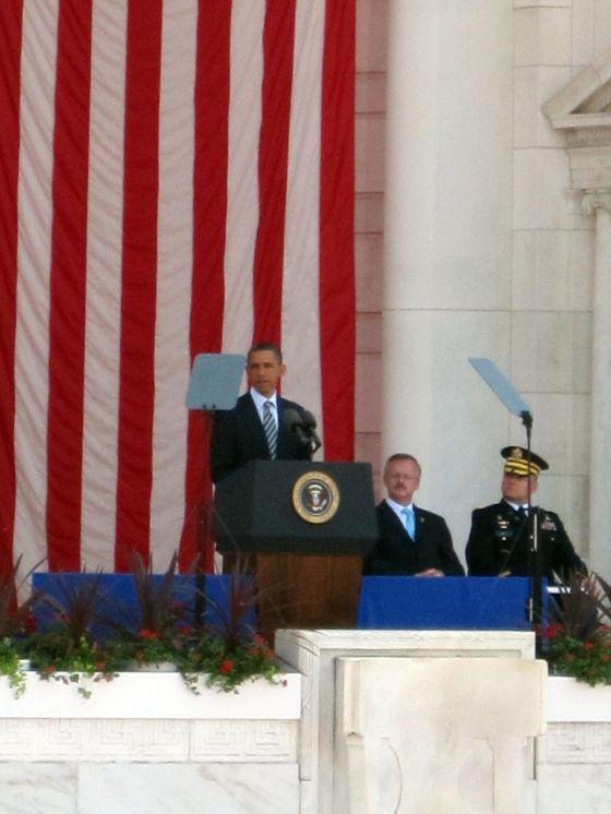 President Obama speaking.