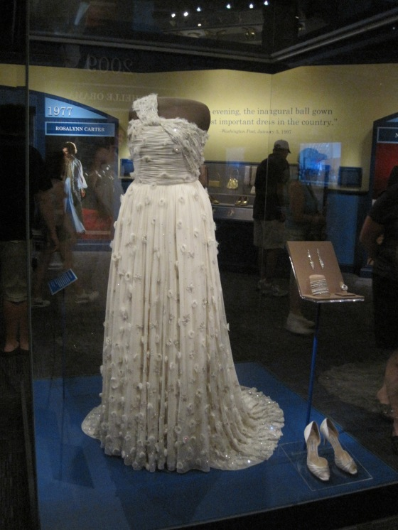 Michelle Obama's Inaguration Dress