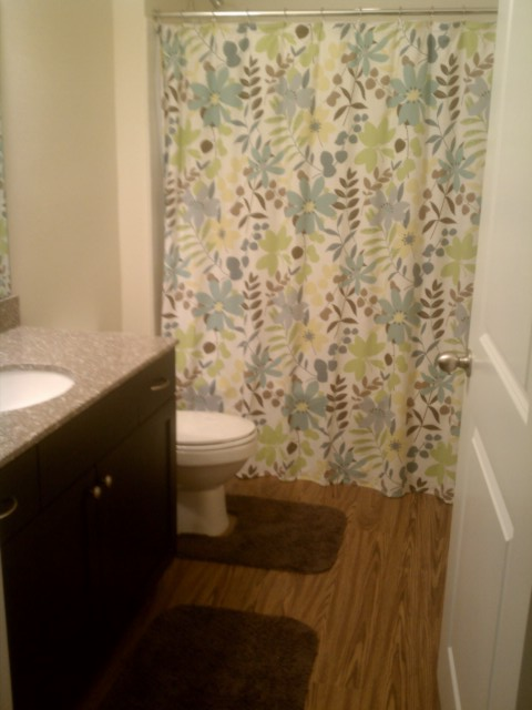 Bathroom, done!